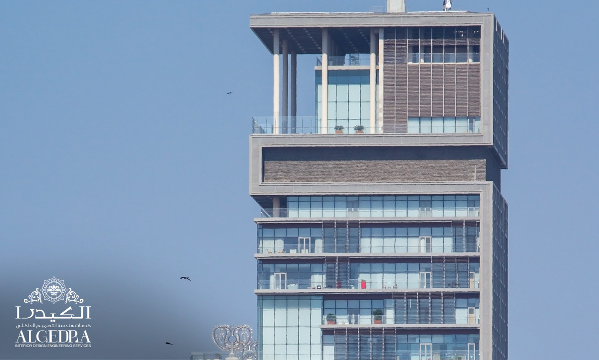 Antilla House, India