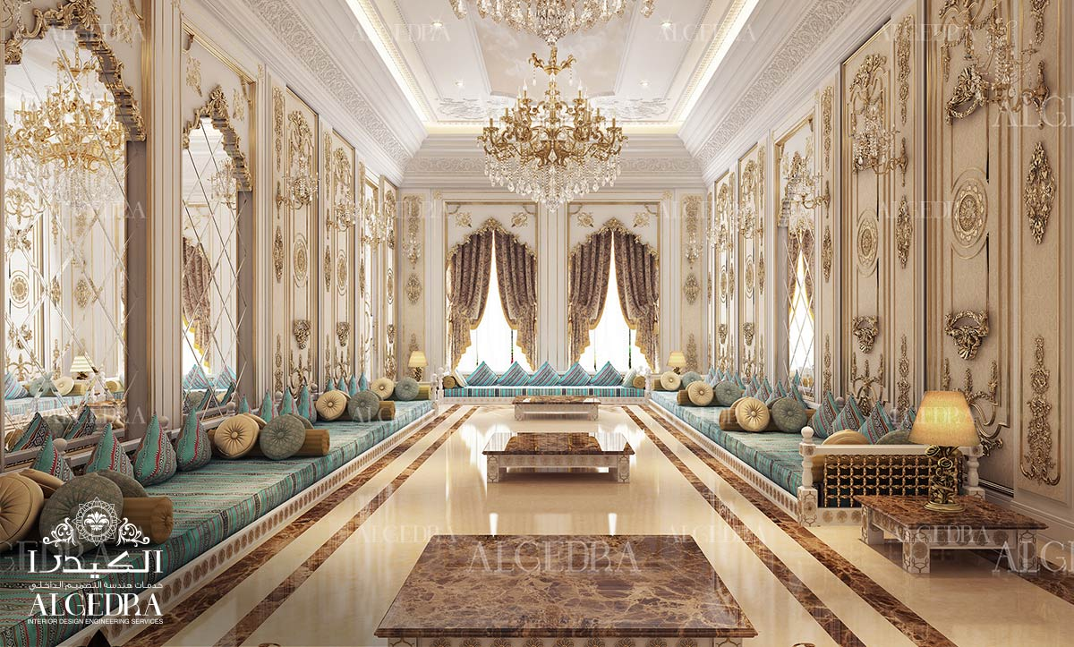 Ideas for luxury palaces algedra for Interior design firms europe
