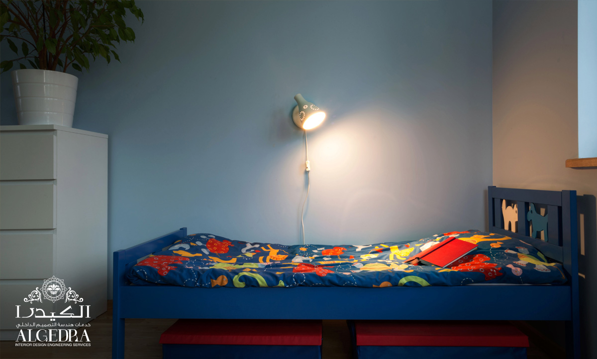 special style for lighting for Kids Rooms