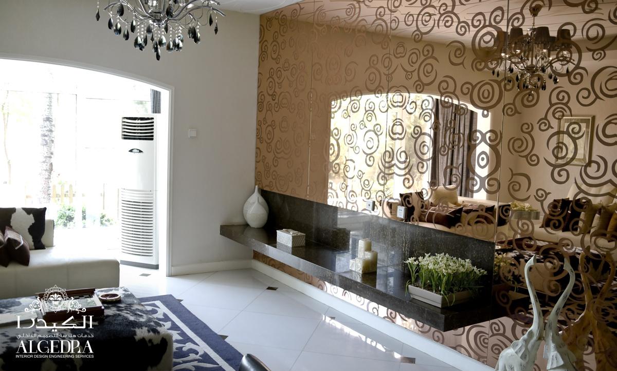 Mirror decoration design