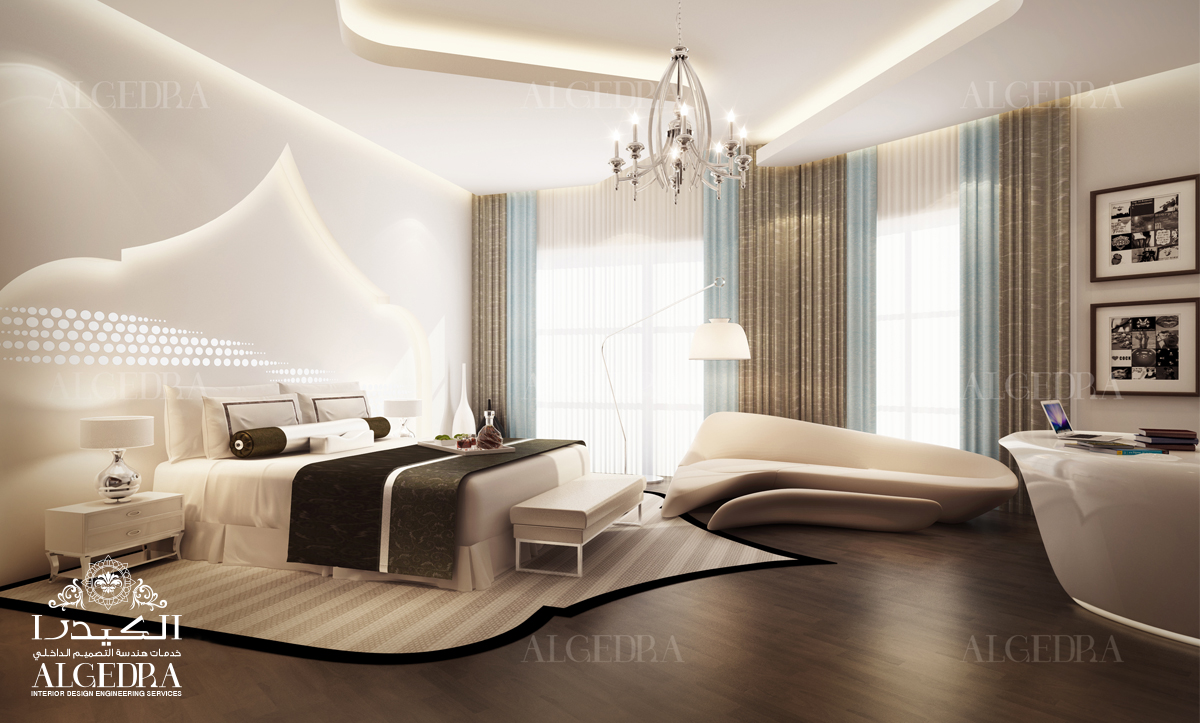 master bedroom luxury interior