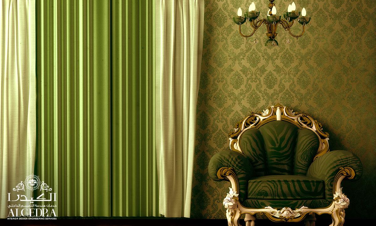 Rococo decorating style