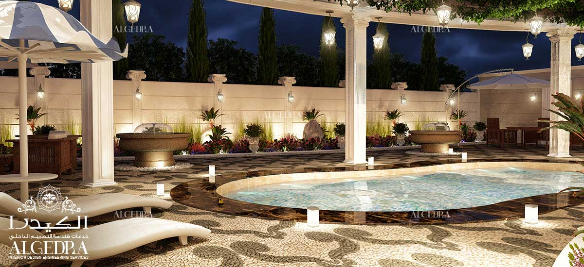luxury Residential Pool Designs