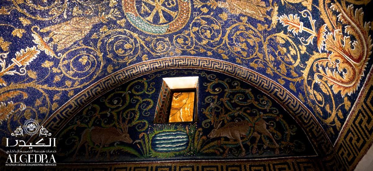 mosaic interior design