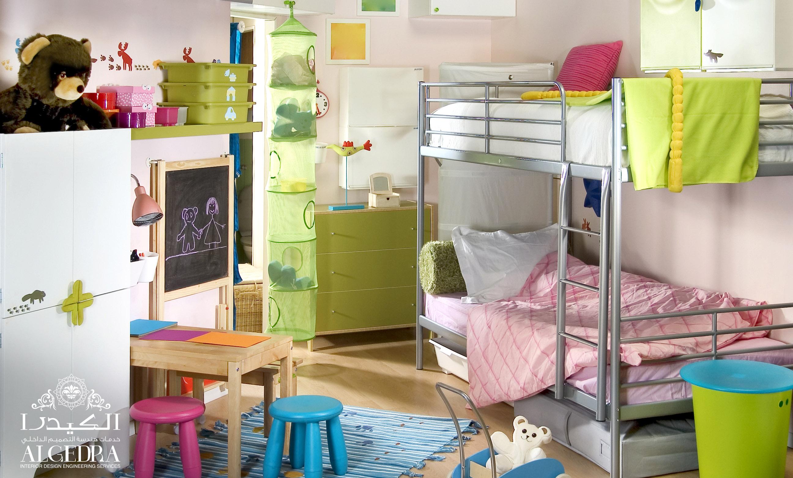 Small Space Children's Bedroom