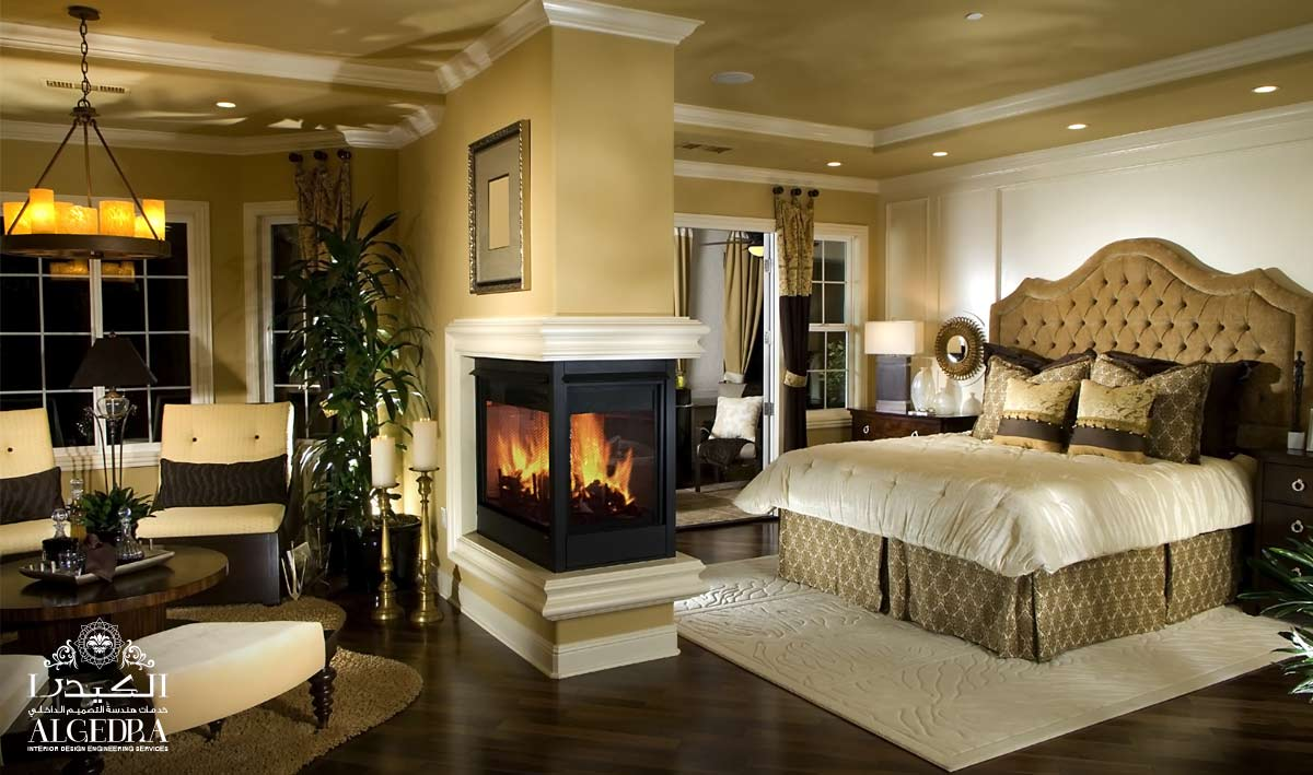 large bedroom design