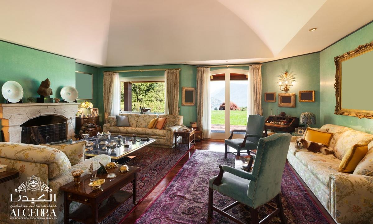 refreshing living room design