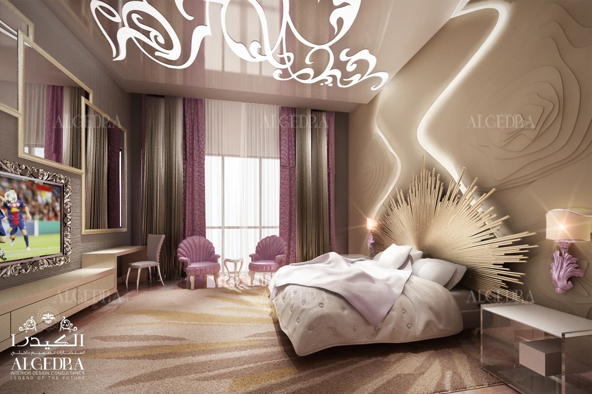Furniture. Bedroom Interior Design