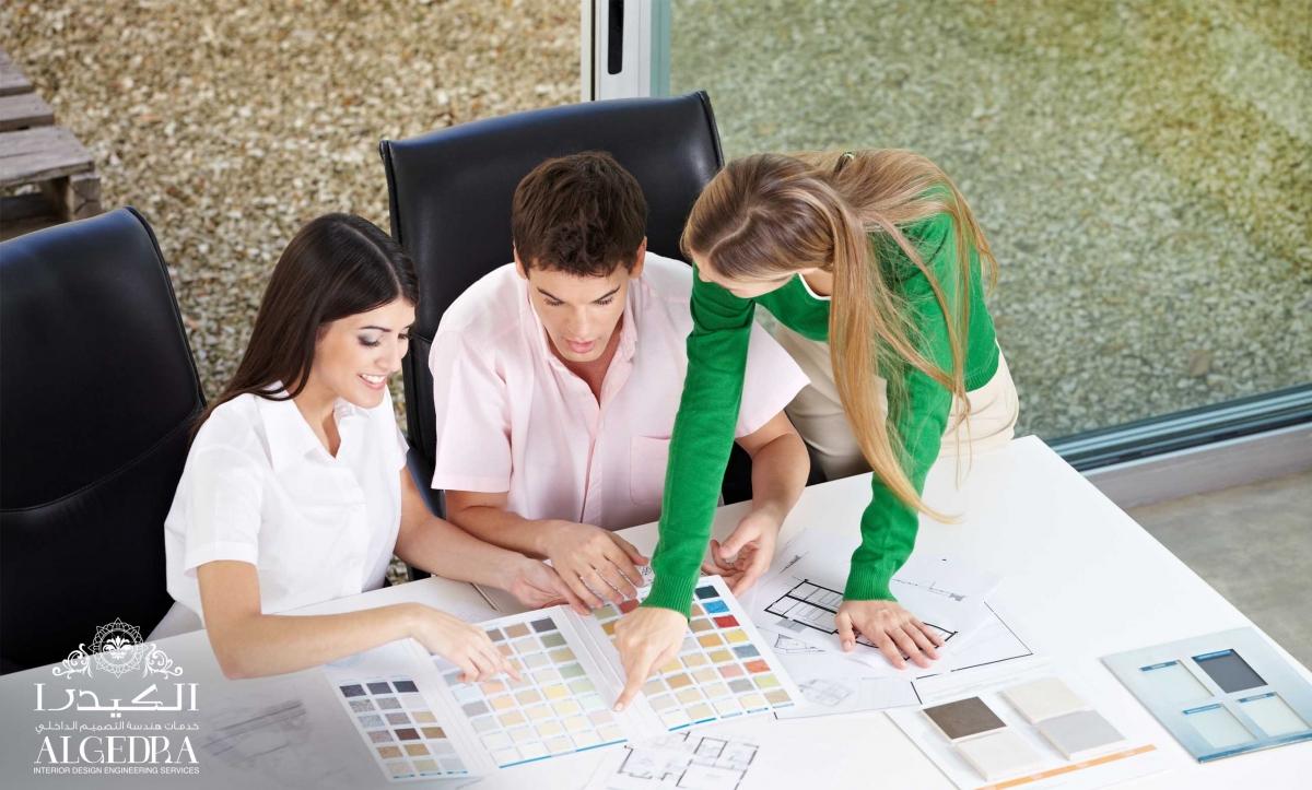 Before hiring an interior designer algedra Hire interior designer student