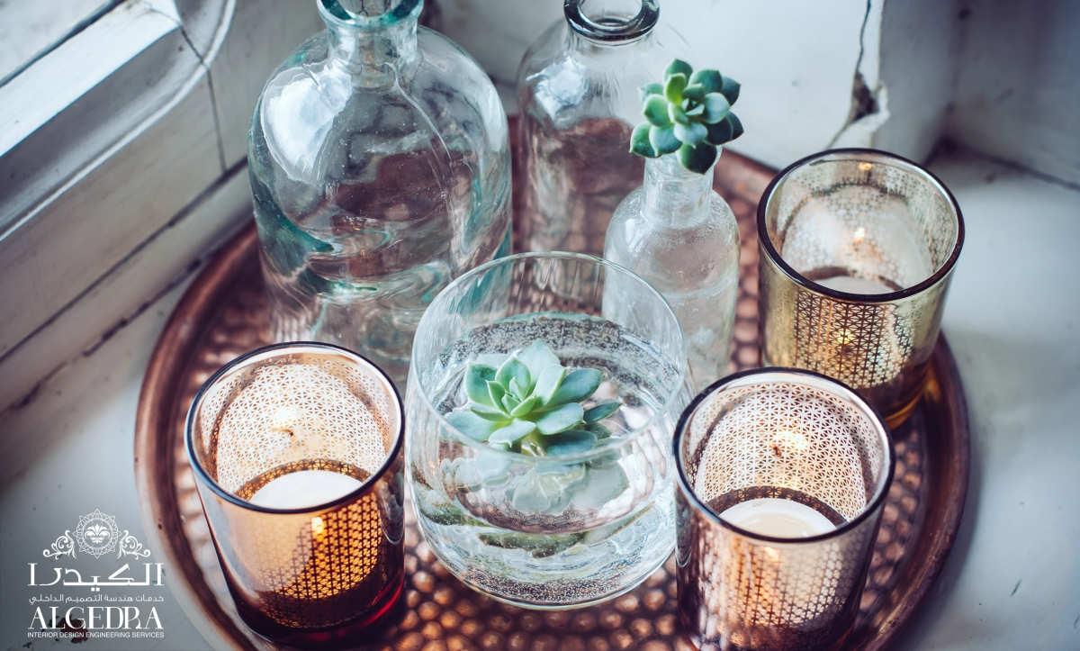 mason jar decors