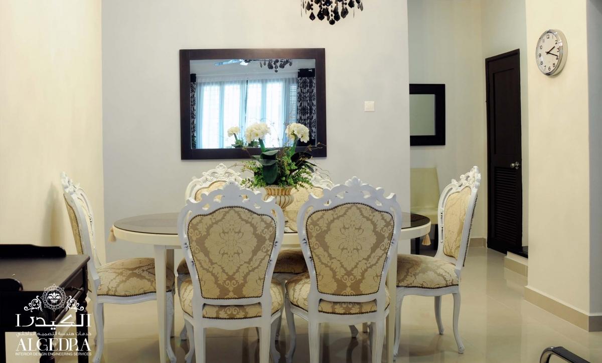 english dinning room