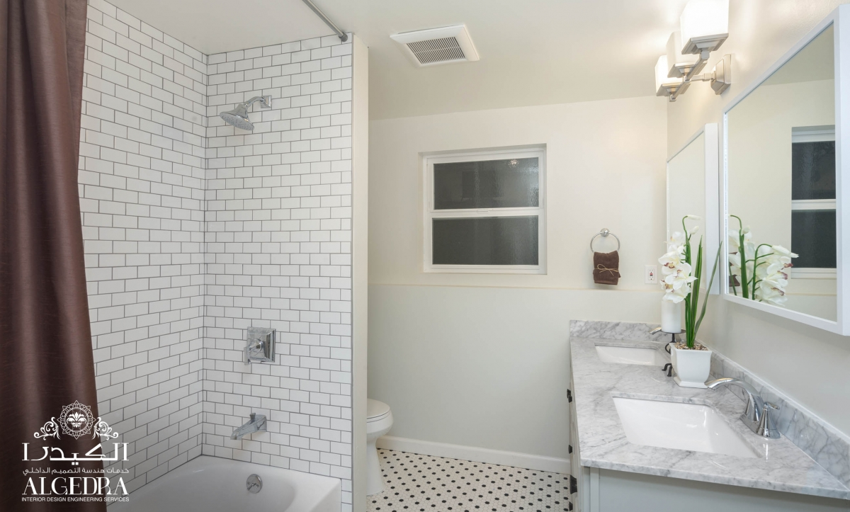 neutral bathroom color
