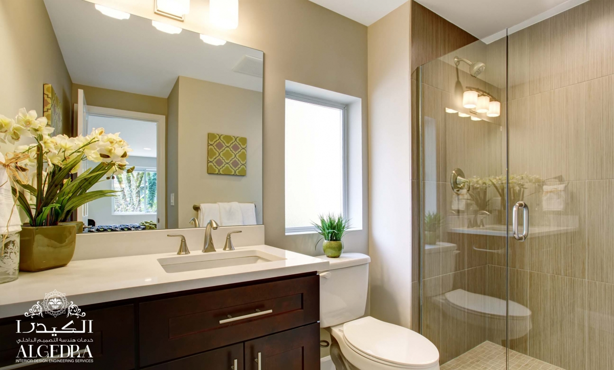 small space design for bathroom