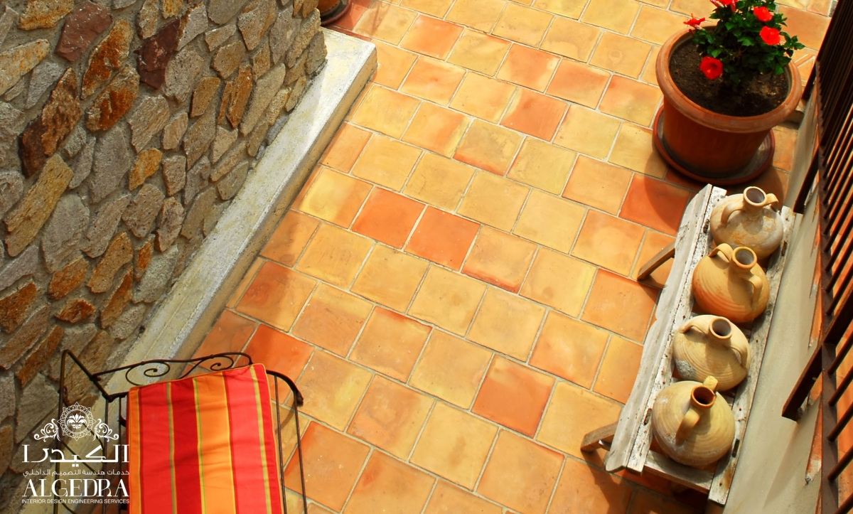 Greek Floor Design