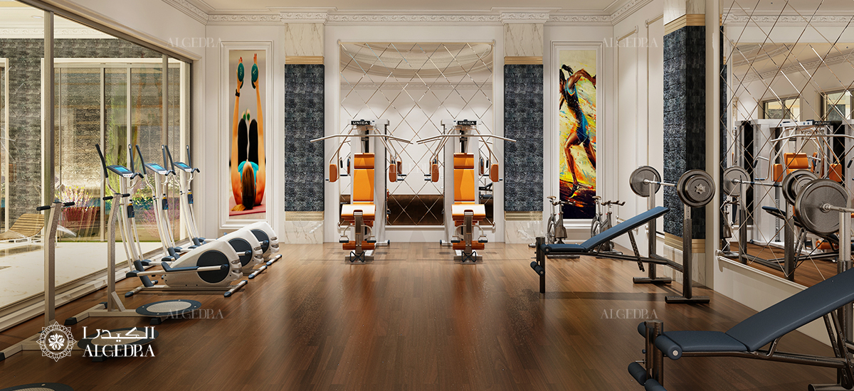 Can gym interior design affect your workout habits