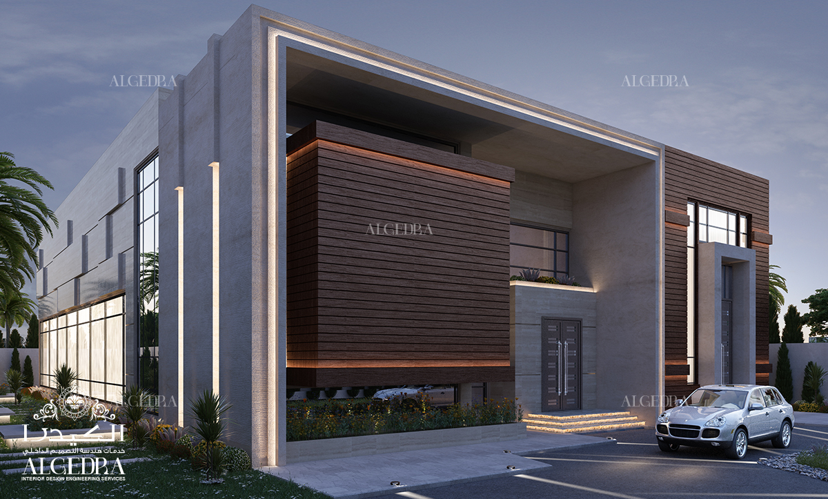 How Do I Build A Villa With My Own Twist Designing Phase Modern Exterior