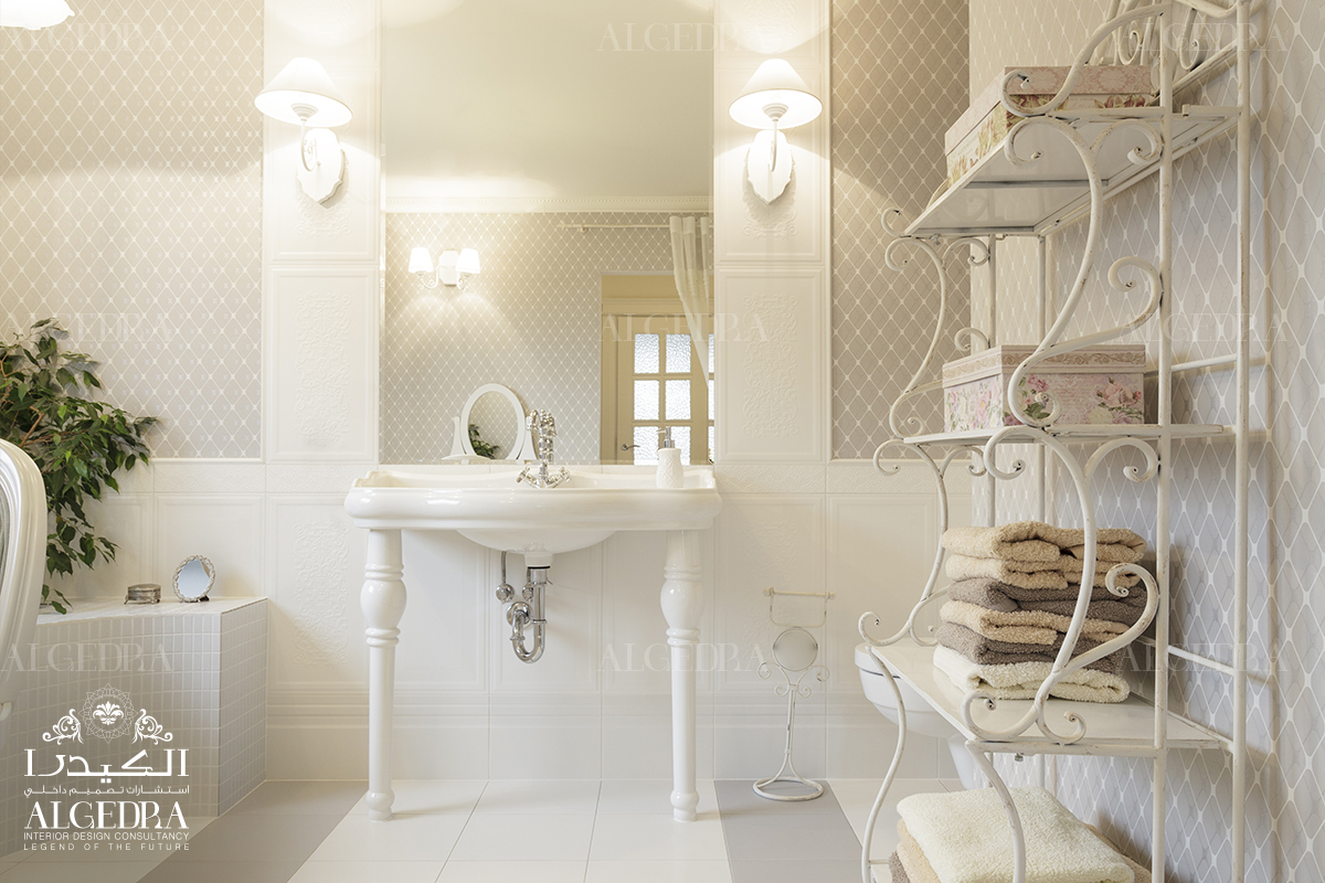 غرف نوم - الطراز الفرنسي في الديكور الداخلي – الطراز الكلاسيكي