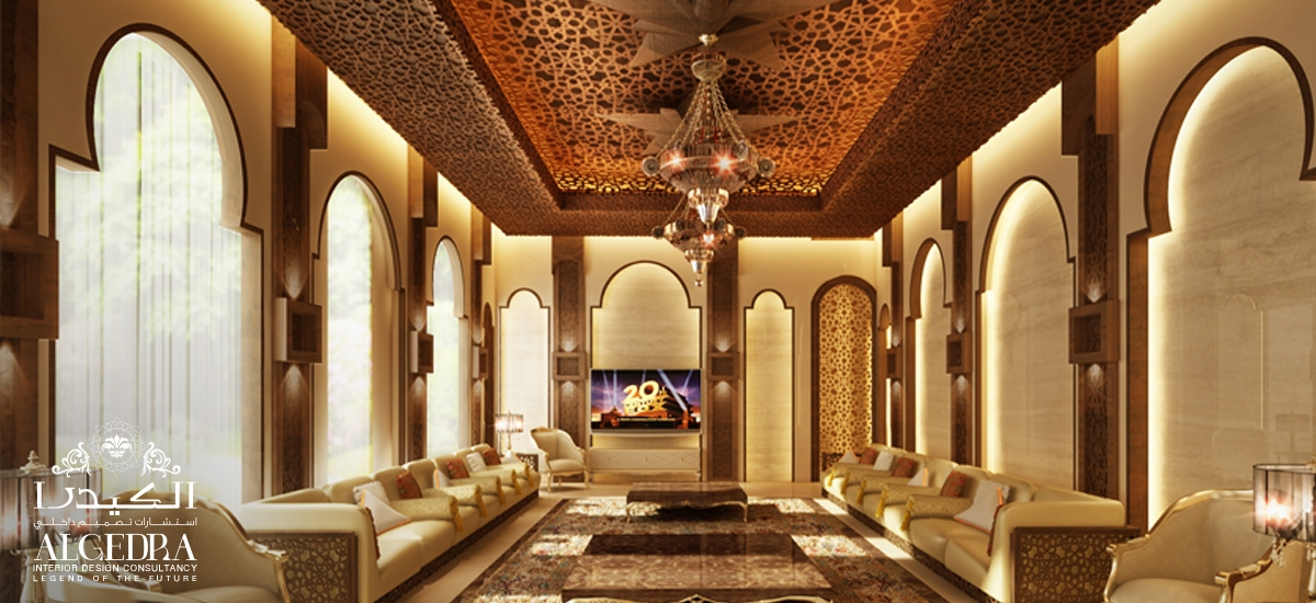 History of interior design i islamic design for History of interior design