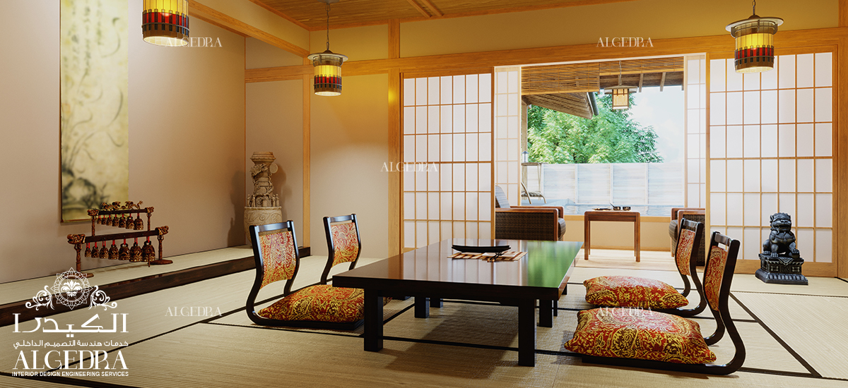 japanese style in interior design by algedraInterior Design Japanese Style #3
