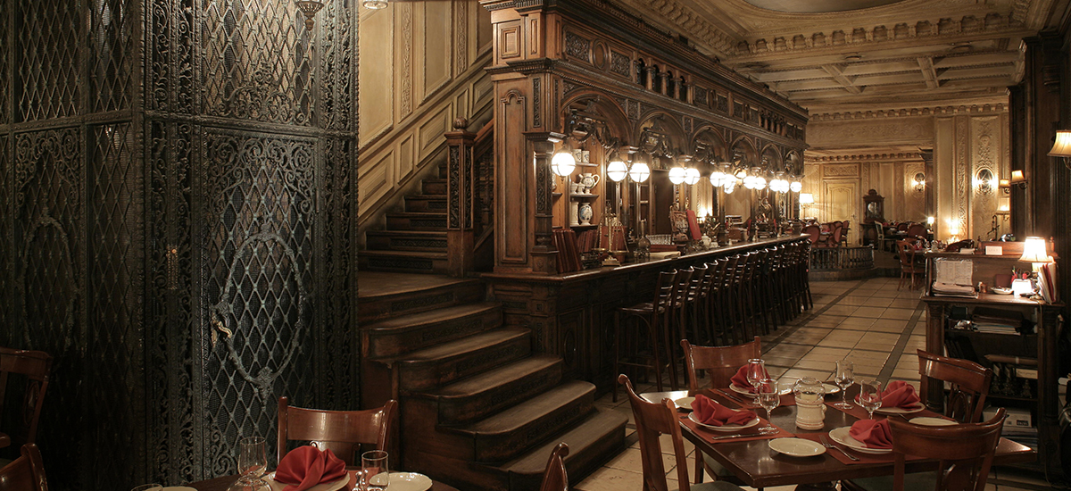 The Luxurious of Russian Interior Design