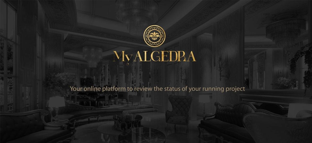 MyALGEDRA Portal