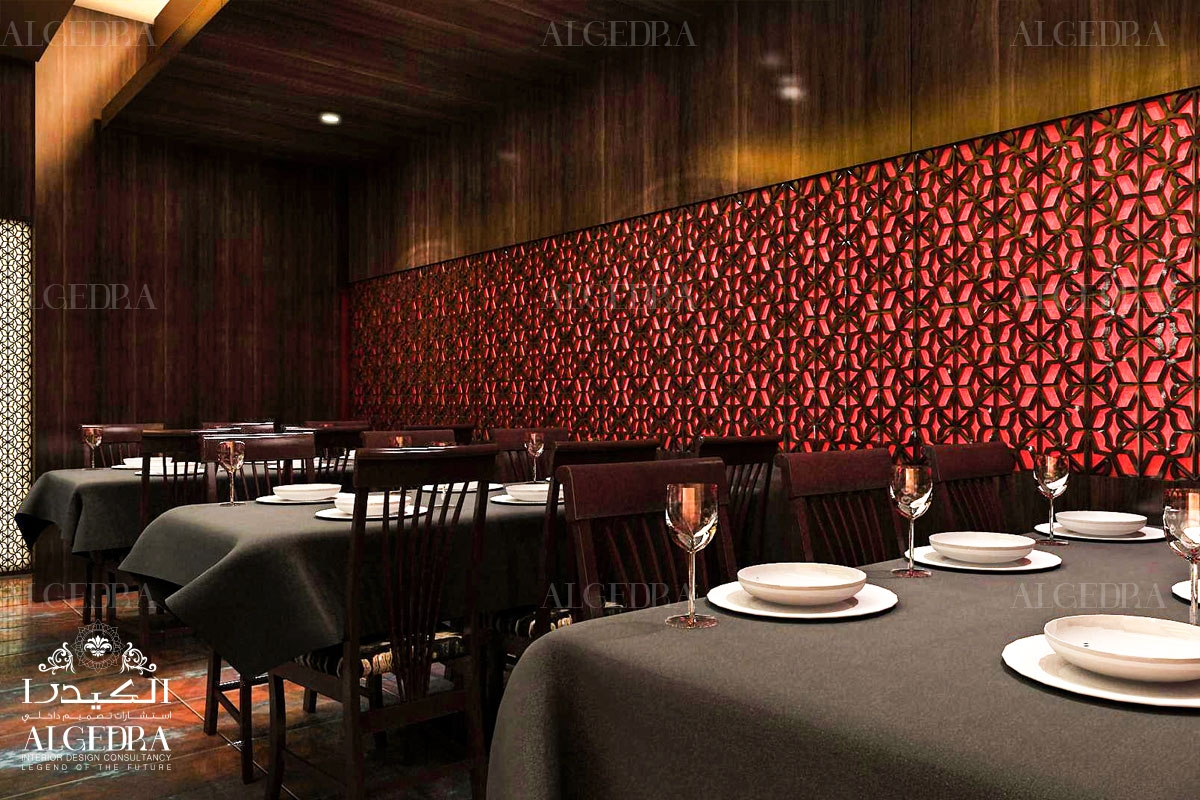 Restaurant interior design 3