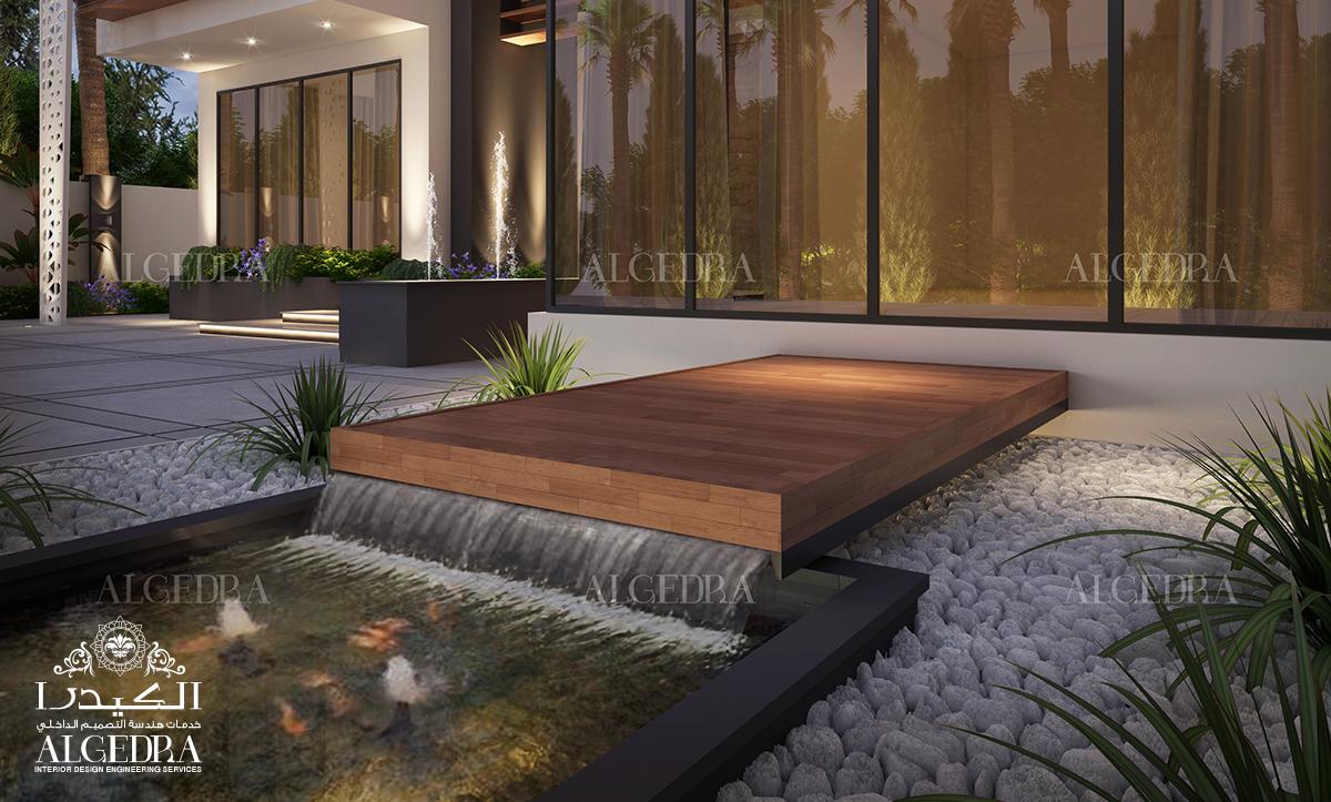 beautiful garden entrance design