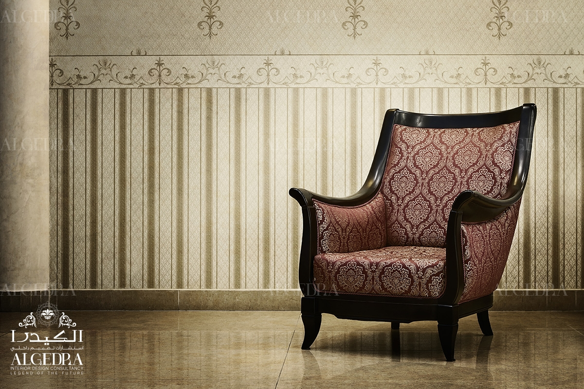 Wallpaper Can Be Thus A Key Point From Which Rest Composition Would Developed Their Color Will Allow To Come Up With Other Parts Of The Interior