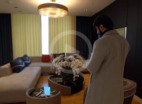 تصميم داخلي للشقة