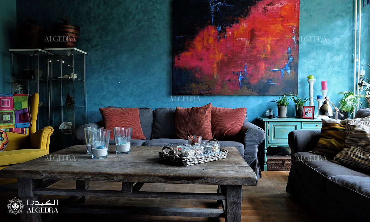 Bohemian Style Interior Luxury For Nomads