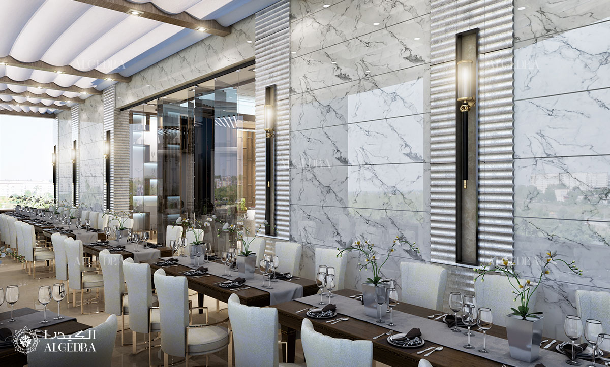 Fine Dining Interior Design