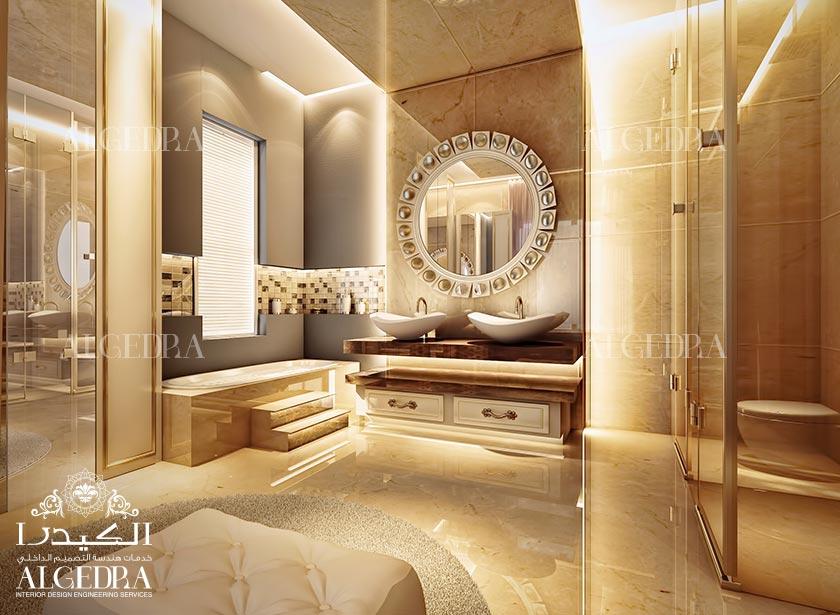 Bathroom design photos by algedra interior for Bathroom designs dubai