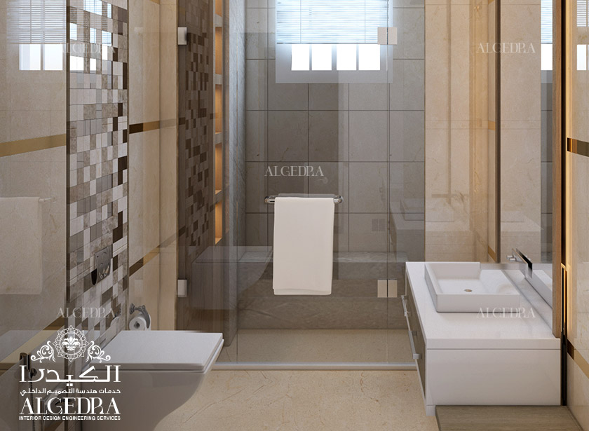 Residential commercial interior designs by algedra Bathroom design jobs dubai