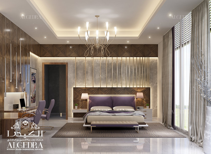 Residential Commercial Interior Designs By Algedra Bedroom