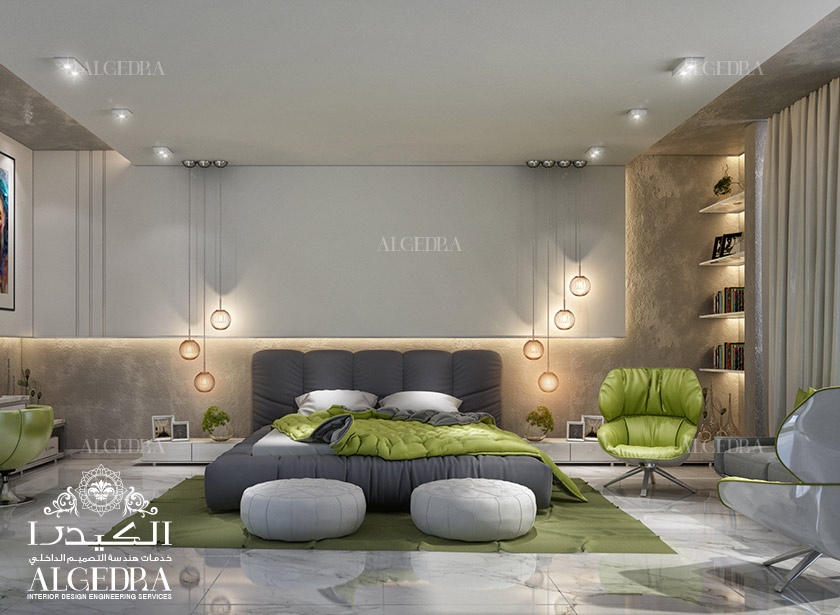 Bedroom Interior Design - Small Bedroom Designs