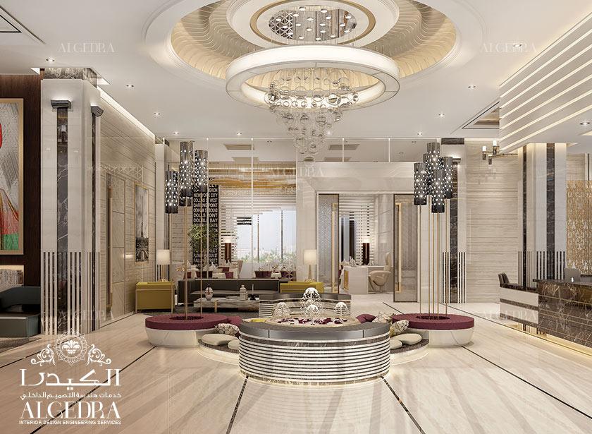 Hotel interior designers interior design company algedra - Interior design dubai ...