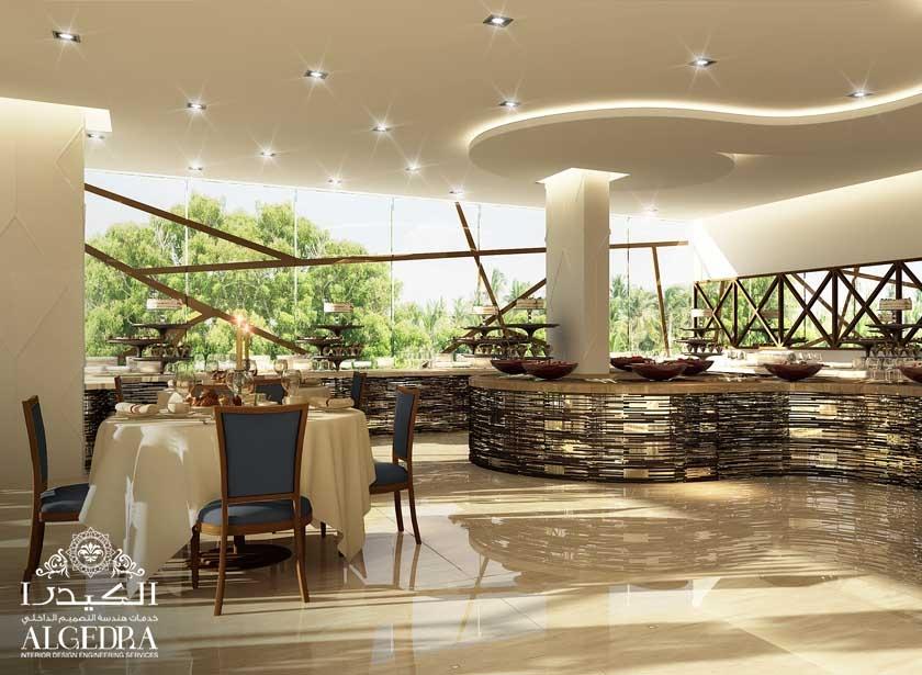 Hotel interior designers design company algedra