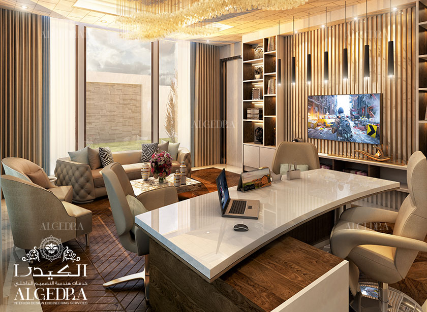 Amazing Modern Office Interior Designers In Dubai Home Interior And Landscaping Oversignezvosmurscom