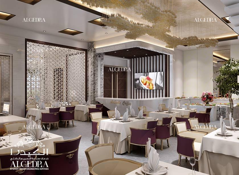 Restaurants & Café Interior Designers in UAE | Algedra