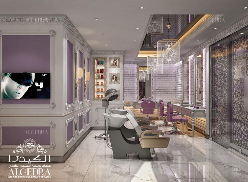 Salon Interior Design - Salon Decoration in Dubai