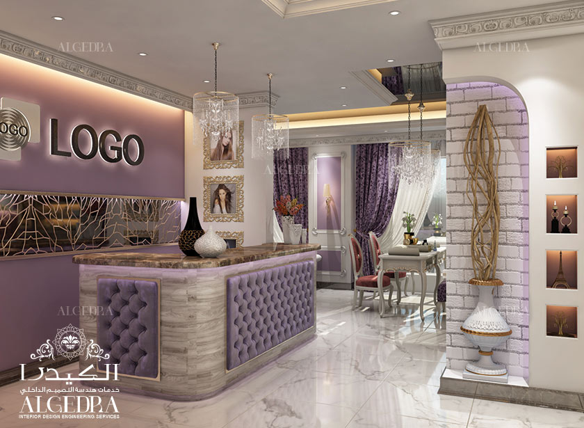 Salon Interior Design - Salon Decoration in Dubai
