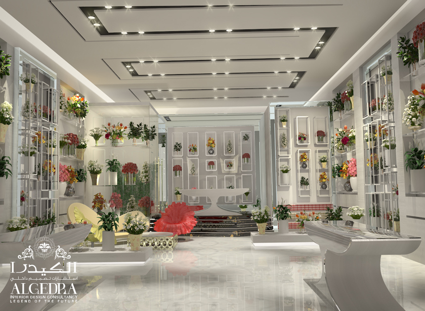 Amazing Showroom Interior Designs By Algedra Commercial