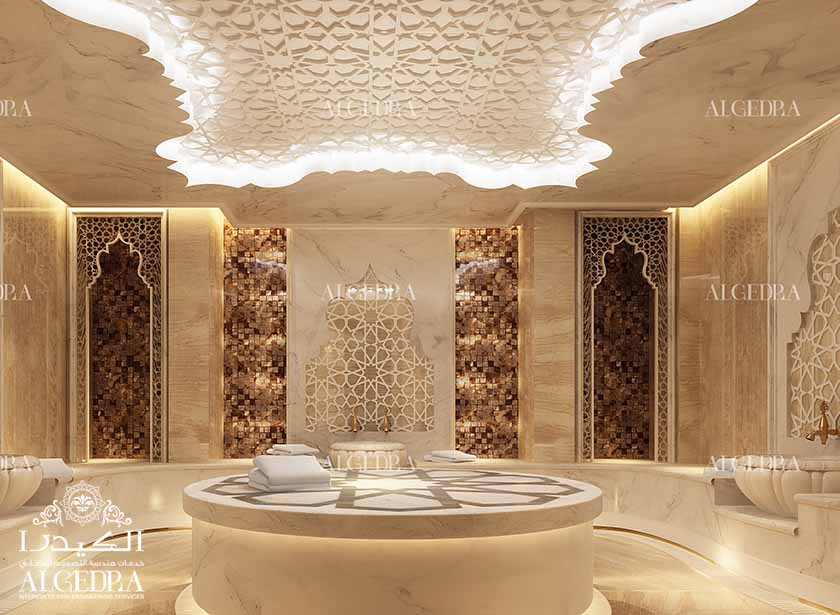 Luxury Salon Hotel Spa Interior Designer Algedra