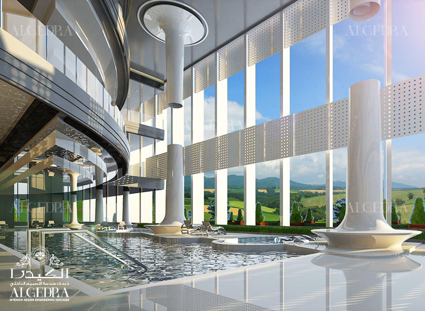 luxury spa design