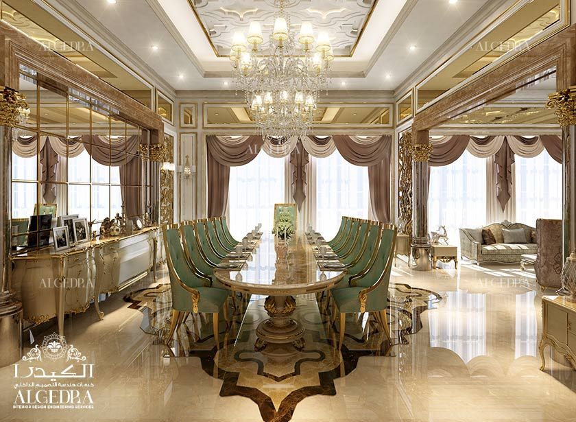 best d cor company in dubai luxury villa decoration services