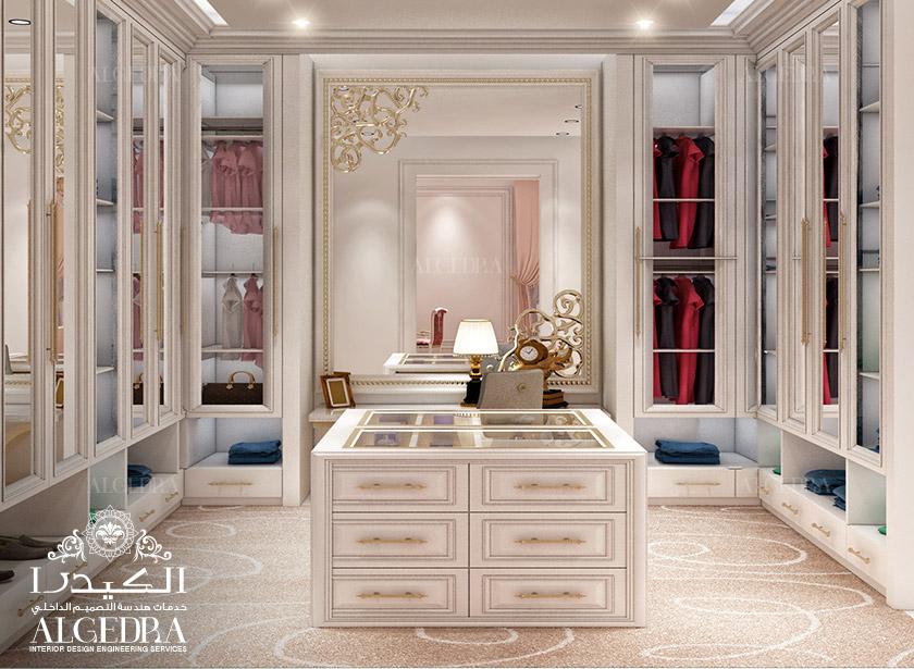 Dressing Room Designs - Interior Decoration by Algedra