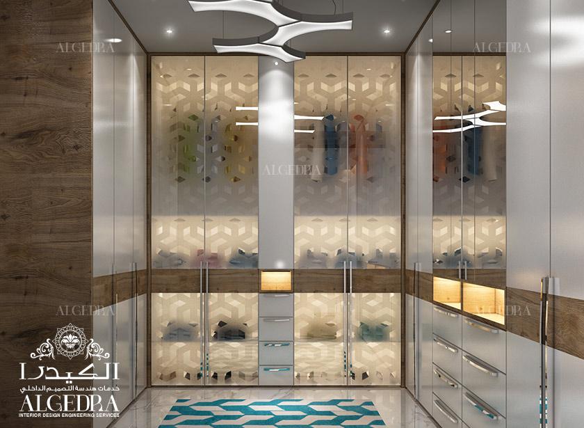 Dressing Room Ideas - Dressing Designs by Algedra Interior