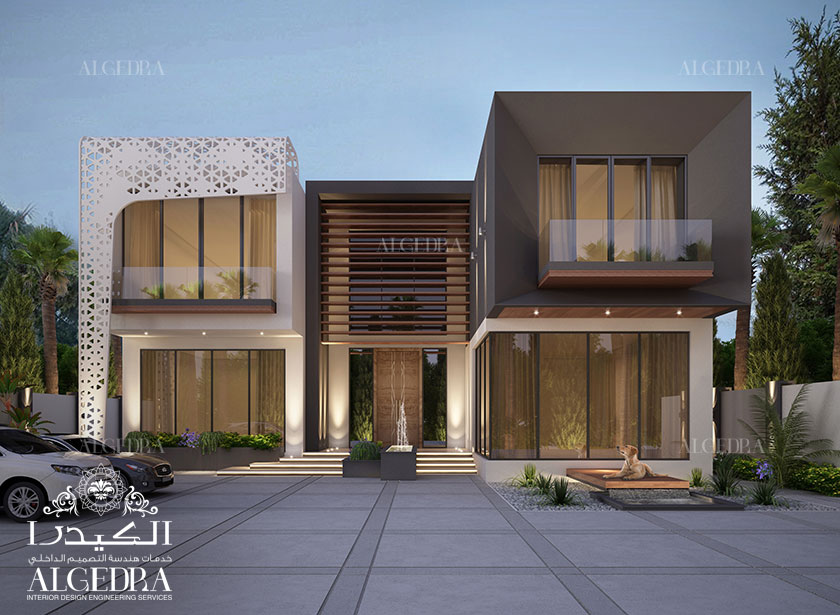 Best architectural designs dubai modern architecture design house uae