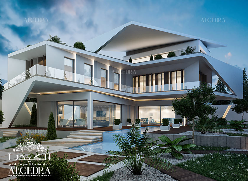 Modern Architecture Dubai