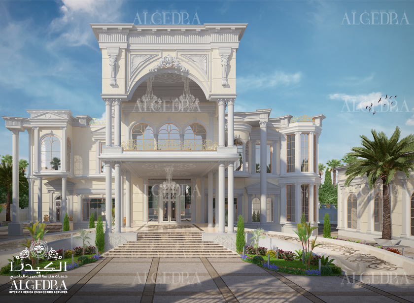 exterior design gallery best villa exteriors by algedra